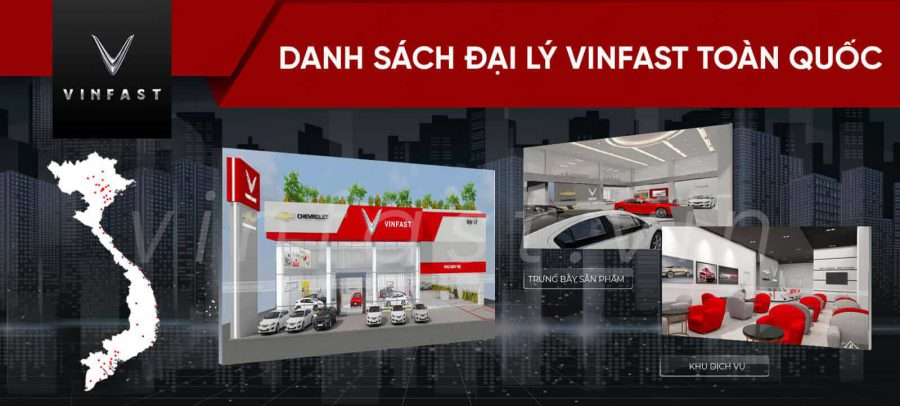 danh sach dai ly vinfast toan quoc