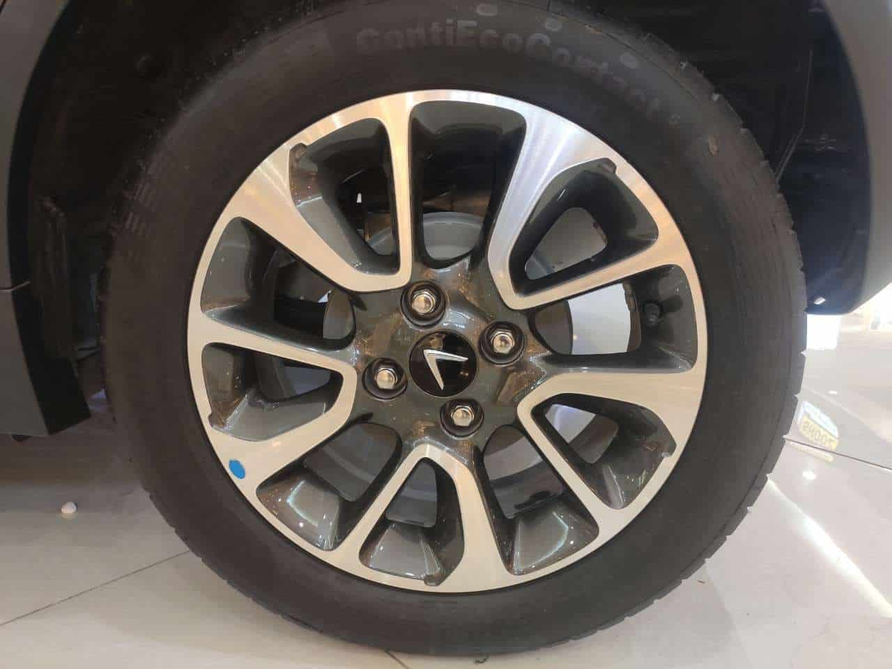Mâm xe vinfast fadil bản nâng cao và bản cao cấp