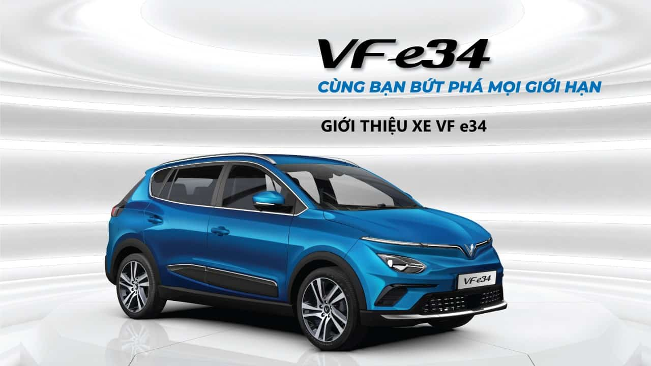 đánh giá xe điện vinfast vf e34
