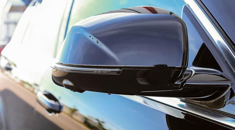 Gương chiếu hậu Lux SA 2.0 tích hợp đèn rẽ báo