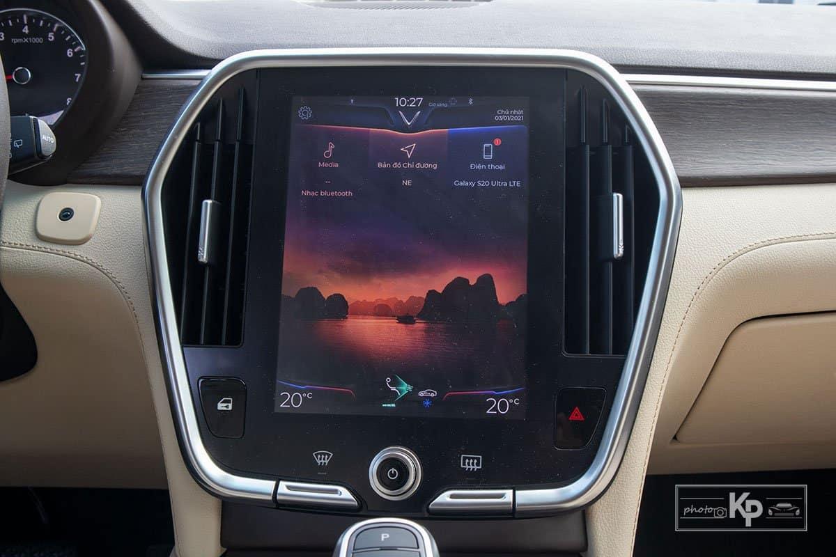 Ảnh Màn hình xe VinFast Lux SA2.0 2021