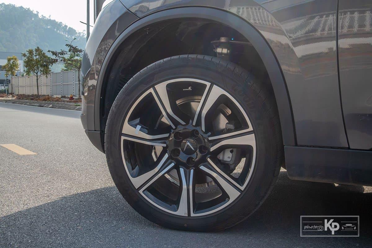 Ảnh La-zăng xe VinFast Lux SA2.0 2021