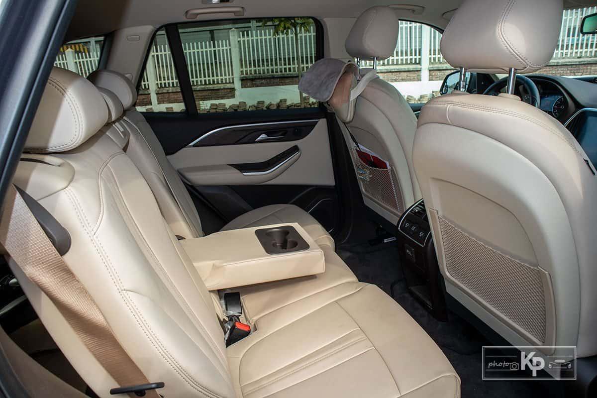 Ảnh Ghế hai xe VinFast Lux SA2.0 2021