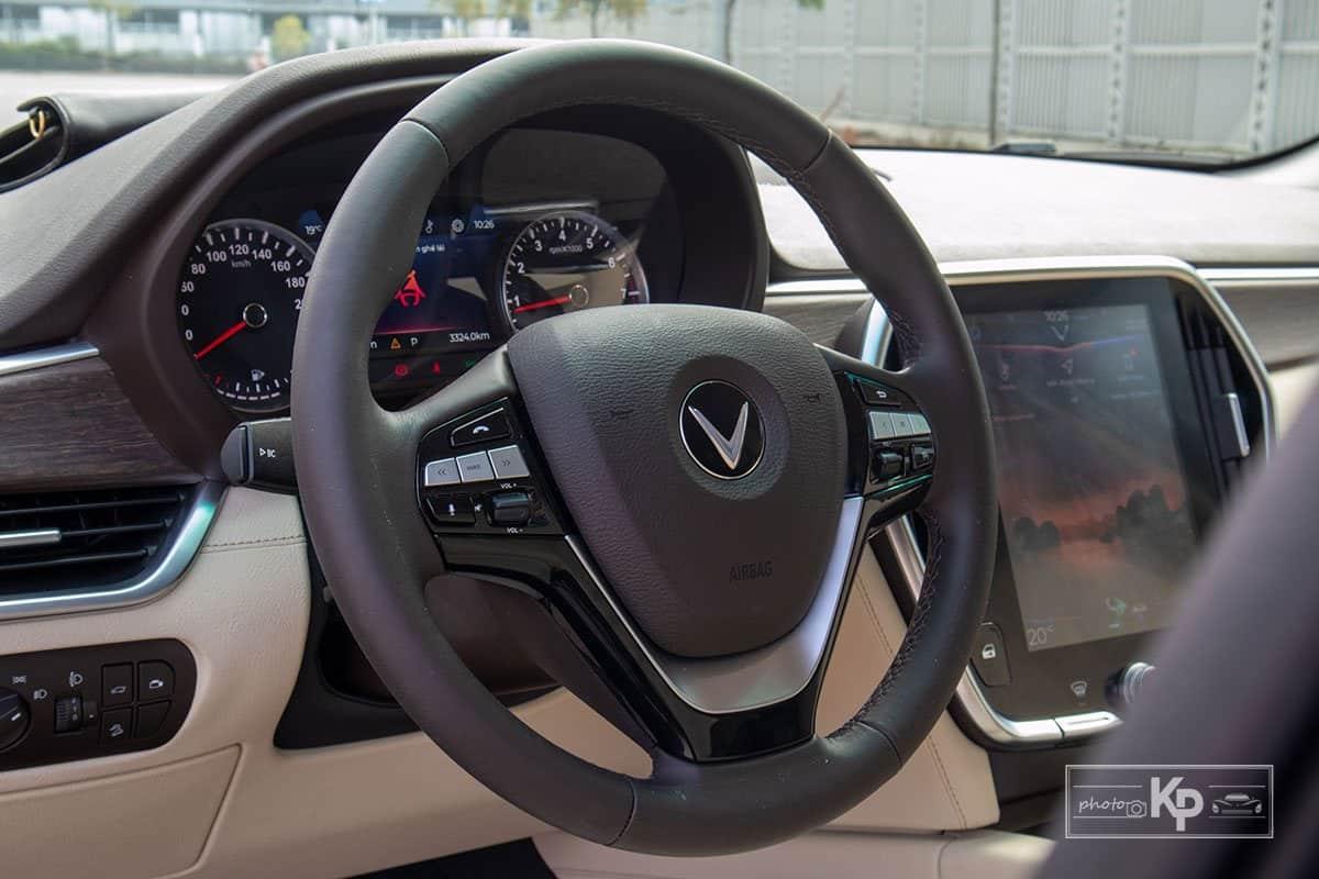 Ảnh Vô-lăng xe VinFast Lux SA2.0 2021