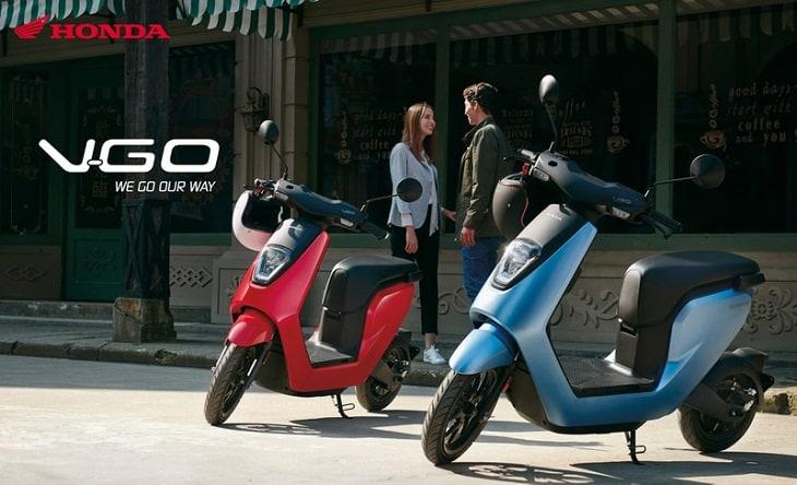 Xe điện Honda V-GO