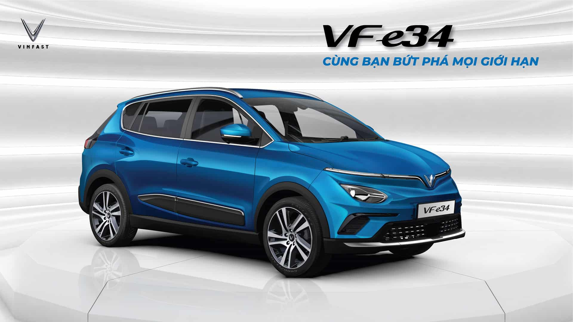 ưu nhược điểm xe điện vinfast vf e34
