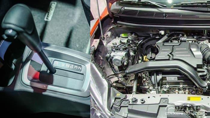Động cơ Toyota Wigo vẫn ở mức an toàn, chưa có sự đột phá