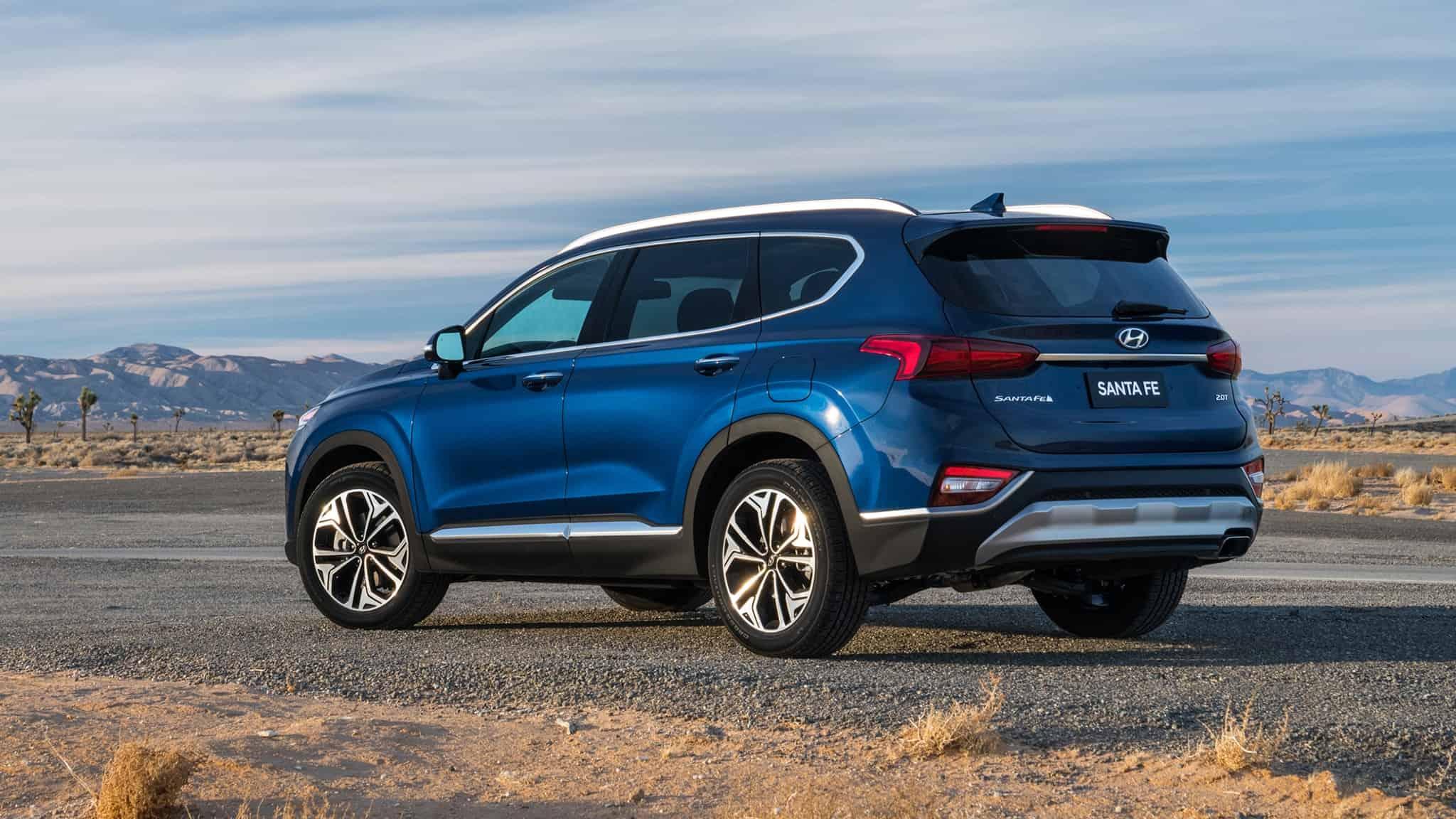 2019 Hyundai Santa Fe 186