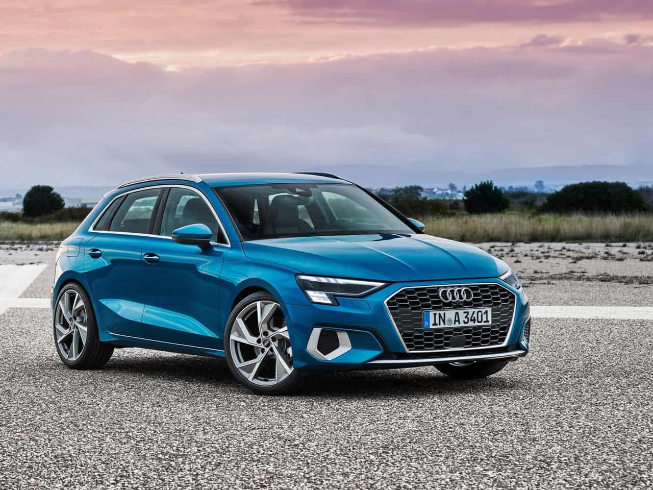 Success model 4.0: the new Audi A3 Sportback | Audi MediaCenter