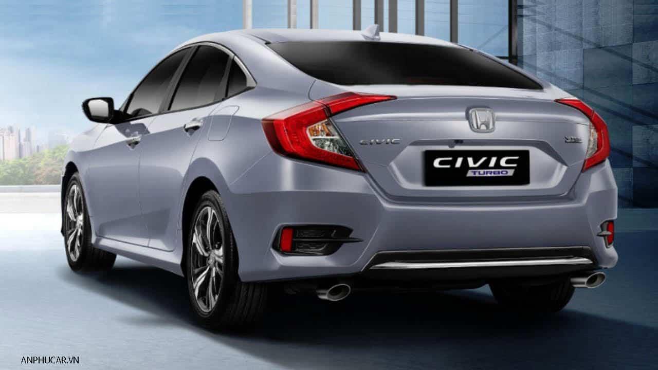 Đánh giá Honda Civic RS 2020 - sedan hạng C tầm vóc thể thao