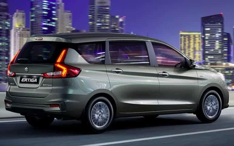 Tầm 500 triệu có thể mua xe Suzuki Ertiga