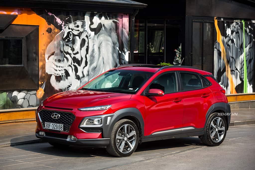 ĐÁNH GIÁ XE] Hyundai Kona 1.6T 2019 - Tràn hứng khởi!