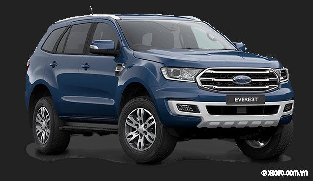 Ford Everest 2021: giá xe, thông số (Ưu đãi tháng 7!) - xeoto.com.vn