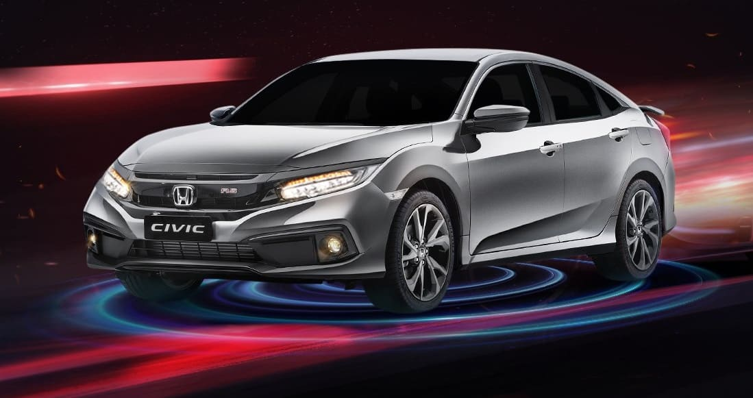 Honda Civic 2021 Đồng Nai - Trọng tâm thấp, Chuẩn chất thể thao - Honda Ôtô Biên Hòa