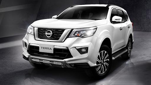 Nissan Terra 2020 tại Thái Lan Nâng Cấp Mới