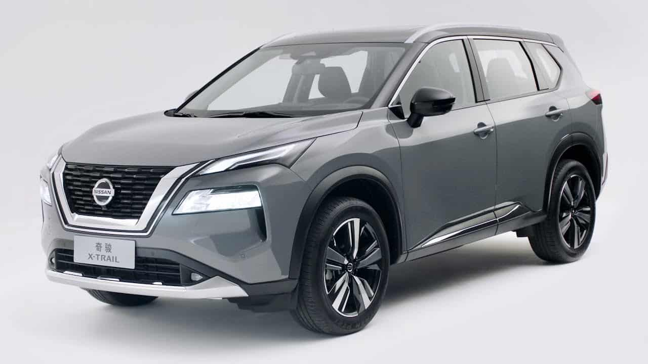 NEW Nissan X-Trail 2022 - FIRST LOOK exterior & interior - YouTube