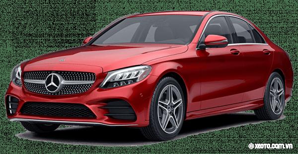 Mercedes C180 2021: giá xe, thông số (Ưu đãi tháng 7!) - xeoto.com.vn