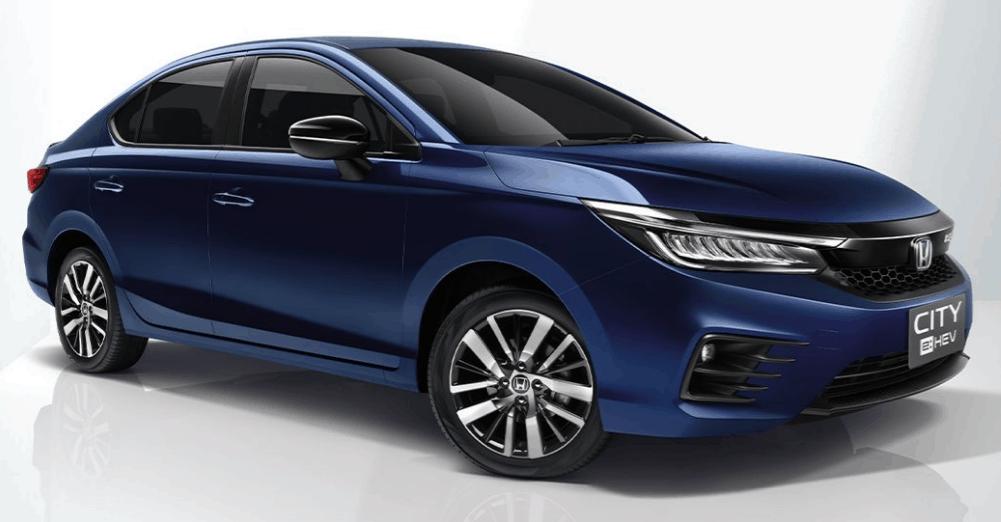 """Mức """"ăn xăng"""" khó tin của Honda City 2021 phiên bản hybrid"""