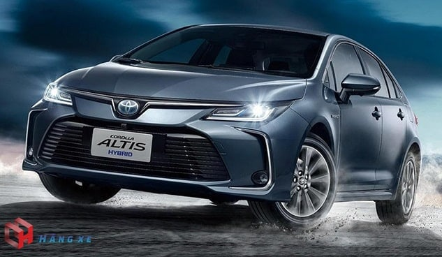 Xe Toyota Altis 2021 nhập khẩu Thái Lan khi nào về Việt Nam ?