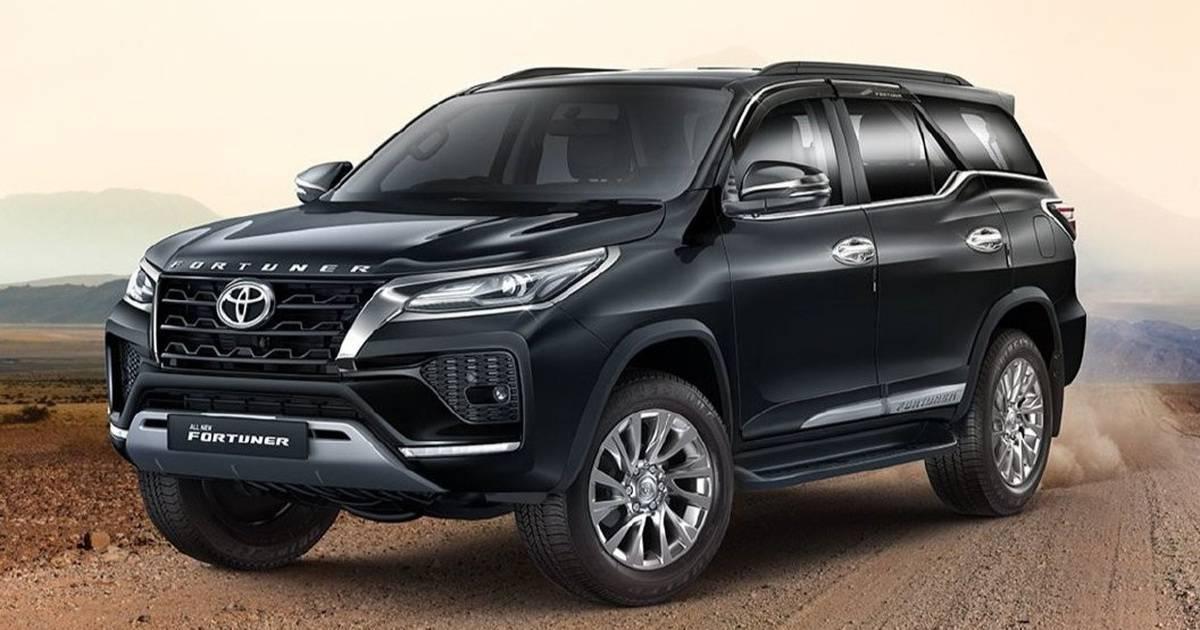 Toyota Fortuner thế hệ mới sẽ có cửa sổ trời và dùng động cơ hybrid | Báo Dân trí