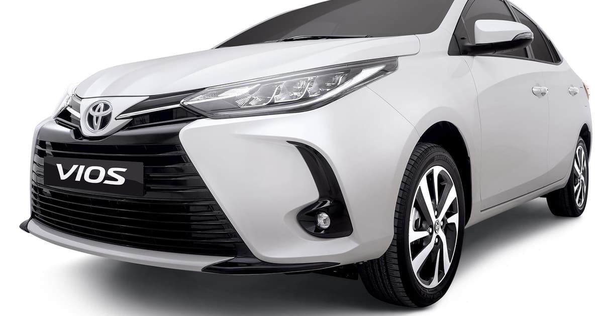 Toyota Vios 2021 có gì mới để duy trì 'ngôi vương' trước Accent, City?   Báo Dân trí