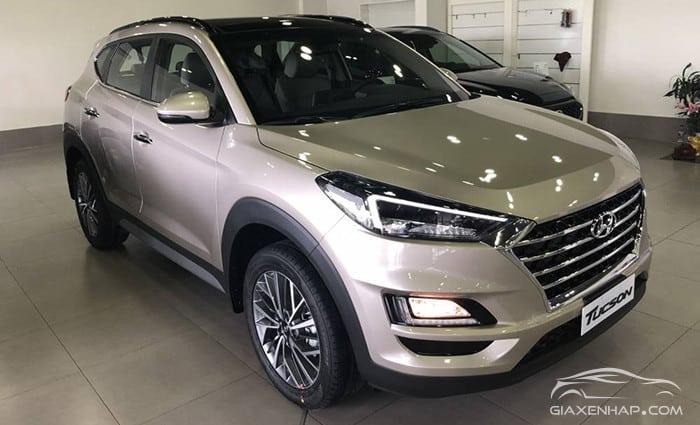 Hyundai Tucson 2.0L Tiêu chuẩn 2021 - Thông số, hình ảnh xe