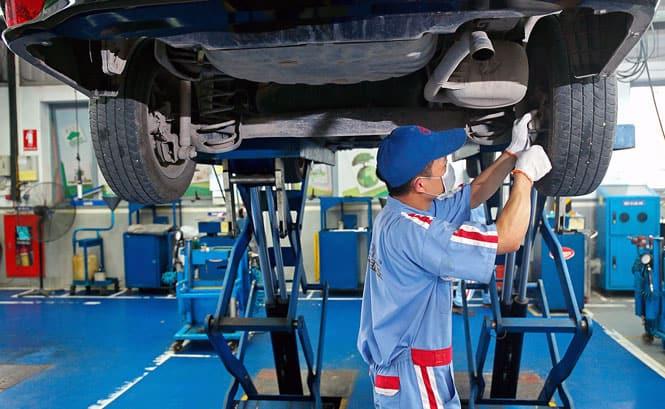 Bảo dưỡng ô tô sau mua mới: Những mốc quan trọng cần nhớ để bền xe - Hànộimới