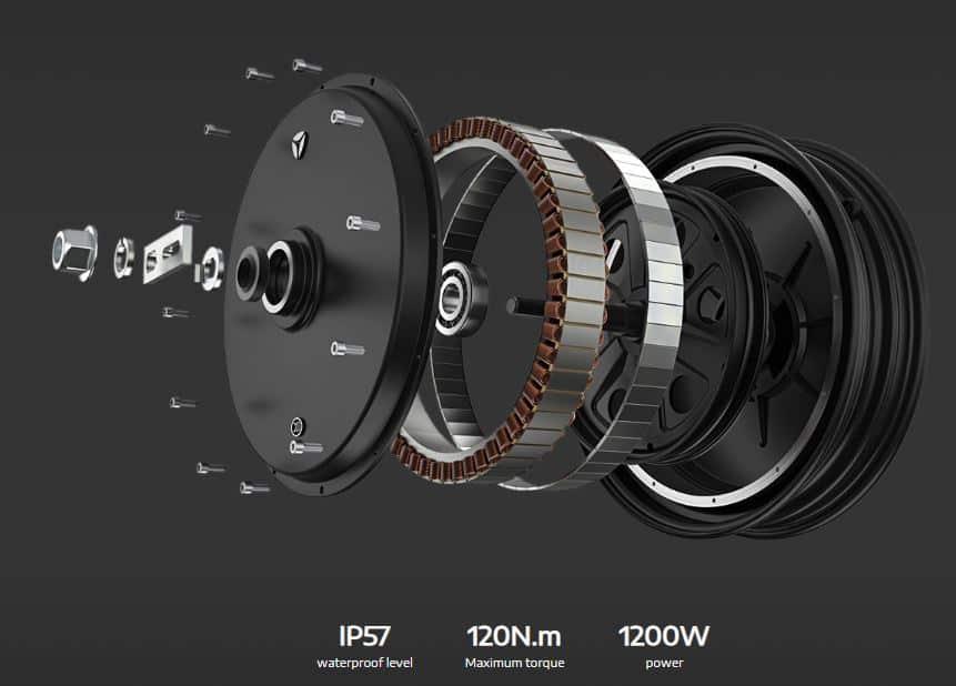 động cơ xe máy điện
