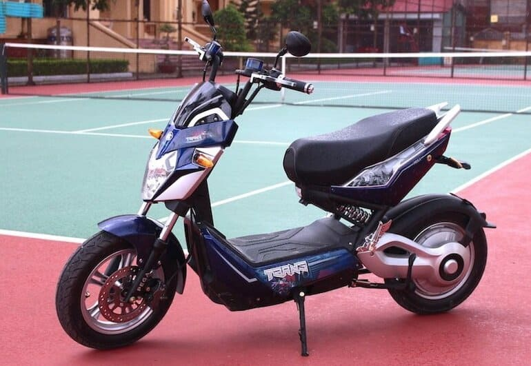 Xe máy điện PEGA phù hợp cho học sinh sinh viên